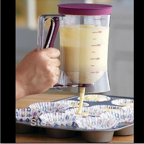 Инструмент для отделки Диспенсер для масла Пироги Торты Хлеб пластик Экологичные Своими руками Высокое качество