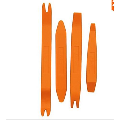 iztoss 4шт наборы инструментов автоматической двери клип панель удаление отделка для автомобиля тире радио аудио инструмент Установщик