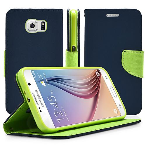 Кейс для Назначение SSamsung Galaxy Samsung Galaxy Note со стендом Флип Чехол Сплошной цвет Кожа PU для Note 5 Note 4 Note 3 чехол для для мобильных телефонов rcd 4 samsung 4 for samsung galaxy note 4 iv