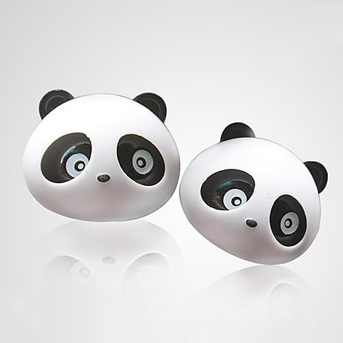 ziqiao 1 пара симпатичный панда аромат автомобиля освежитель воздуха на выходе диффузор магические принадлежности духи духи