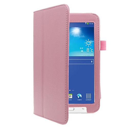 чехол для галактики Samsung полный корпус чехлы для планшетов твердая цветная твердая кожа pu для вкладки 3 lite t110 чехлы для планшетов 10 дюймов украина