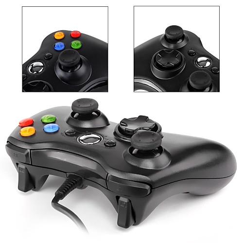 3-PC001BW USB Кабели и адаптеры - Xbox 360 ПК Игровые манипуляторы Проводной #