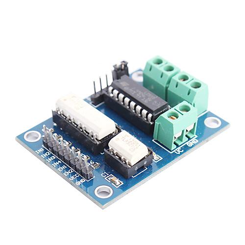 l293 модуль оптоэлектронные развязка приводной двигатель