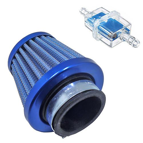 Высокая производительность 38мм воздуха газовый топливный фильтр установлен для Ямаха грязи яму украшения велосипед АТВ 70-150cc фото