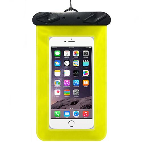 Сотовый телефон сумка Водонепроницаемый сухой мешок для iPhone X iPhone XR iPhone XS Водонепроницаемость Легкость Запечатан ПВХ 20 m / iPhone XS Max