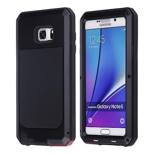 Для Samsung Galaxy Note Защита от удара Кейс для Чехол Кейс для Армированный Металл Samsung Note 5 чехол для для мобильных телефонов rcd 4 samsung 4 for samsung galaxy note 4 iv
