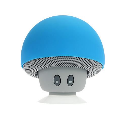 Bluetooth mini портативный беспроводной спикер с функцией hands-free, черный / белый, IPhone / Samsung / IPad, 6 цветов <br>