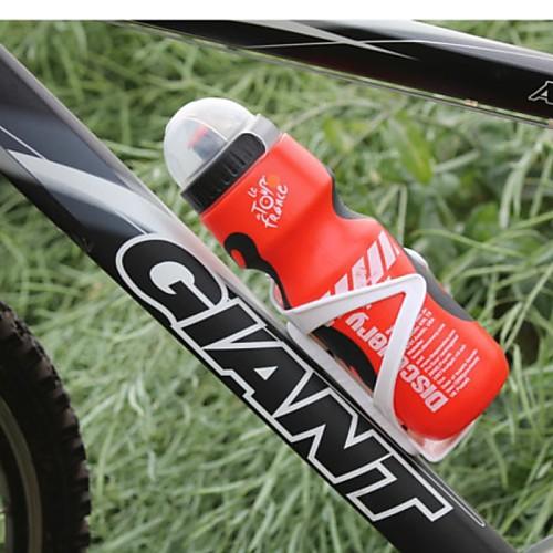 Бутылки для воды Компактность Велосипеды для активного отдыха / Велосипедный спорт / Велоспорт / Односкоростной велосипед синтетика велосипеды