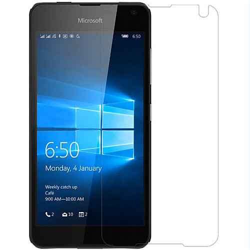 Защитная плёнка для экрана Microsoft для Nokia Lumia 650 PET 1 ед. Ультратонкий защитная пленка для мобильных телефонов 3pcs nokia lumia 730 735