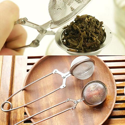 чай заварки нержавеющей стали чайника для заварки шар сетка ситечко ручка шарик чая ситечко для чайника яйцо нерж сталь vetta