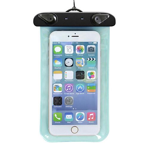 Сотовый телефон сумка для iPhone X iPhone XR iPhone XS Водонепроницаемость Легкость ПВХ пластик / iPhone XS Max / iPhone XS Max