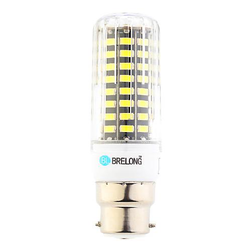 9 Вт. 800 lm B22 LED лампы типа Корн T 80 светодиоды SMD Тёплый белый Холодный белый AC 220-240V