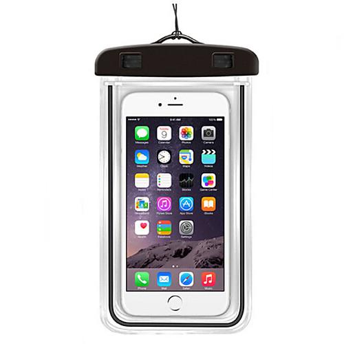 Водонепроницаемая сумка / Сотовый телефон сумка для Samsung Galaxy S6 / iPhone 6s / 6 / iPhone 6 Plus Легкие / Водонепроницаемость /