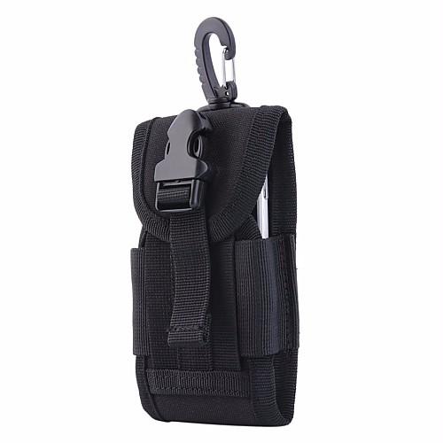 0.02LСотовый телефон сумка для Отдых и Туризм Охота Спортивные сумки Многофункциональный Тактический Сумка для бега iPhone 5c iPhone 4/4S