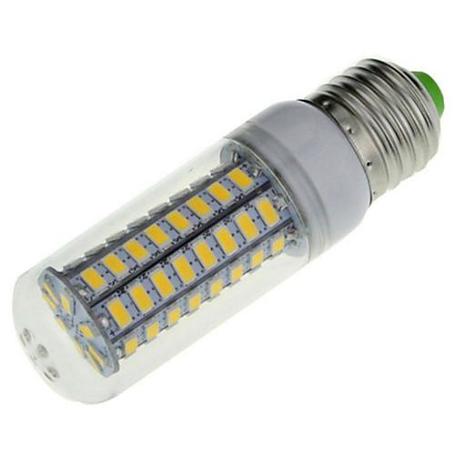 1шт 7 W 600 lm E14 / E26 / E27 LED лампы типа Корн T 72 Светодиодные бусины SMD 5730 Декоративная Тёплый белый / Холодный белый 220-240 V / 1 шт. / RoHs