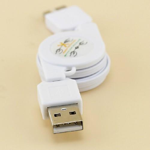 Выдвижной USB 3.0 Micro B Кабели для синхронизации данных для Samsung Note3 S5 от MiniInTheBox.com INT