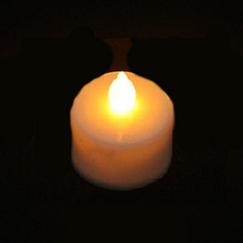 1шт lm Настольные лампы настенный светильник LED лампы в форме свечи светодиоды Высокомощный LED Декоративная Тёплый белый