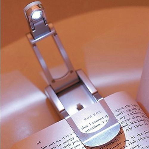 1 ед. Светодиодная подсветка для чтения Ночные светильники Батарея Подвеска