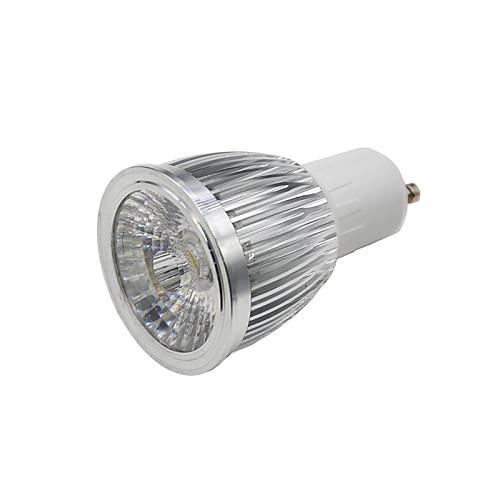 5 Вт. 250-300 lm E14 GU10 GU5.3(MR16) GX5.3 E26/E27 B22 Точечное LED освещение MR16 1PCS светодиоды COB Декоративная Тёплый белый