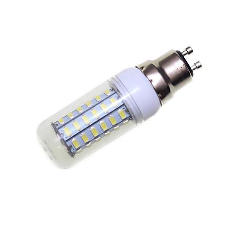 4W E14 G9 GU10 B22 E26/E27 LED лампы типа Корн 56 светодиоды SMD 5730 Декоративная Тёплый белый Холодный белый 3000-3500/6000-6500lm