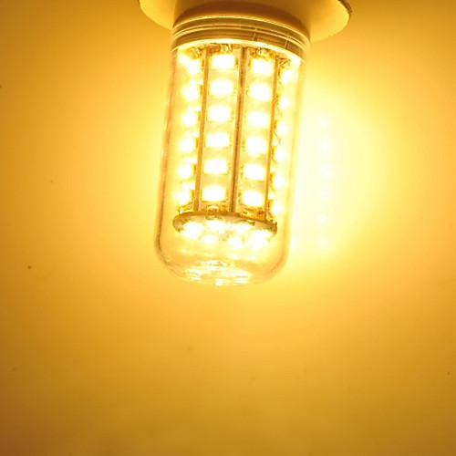 4 Вт. 400-500 lm E26/E27 LED лампы типа Корн T 56 светодиоды SMD 5730 Тёплый белый Холодный белый AC 220-240V от MiniInTheBox.com INT