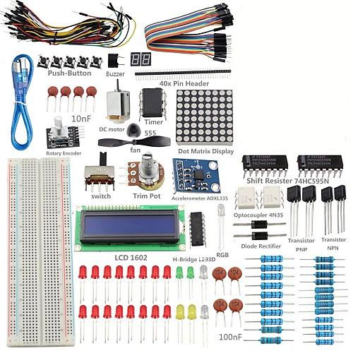 проекта супер стартовый набор для Arduino UNO r3 mega2560 mega328 нано станок для чеканки монет стартовый набор