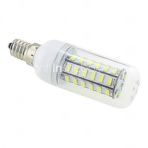 10W 1000 lm E14 G9 E26/E27 B22 LED лампы типа Корн T 48 светодиоды SMD 5730 Тёплый белый Холодный белый AC 220-240V цена