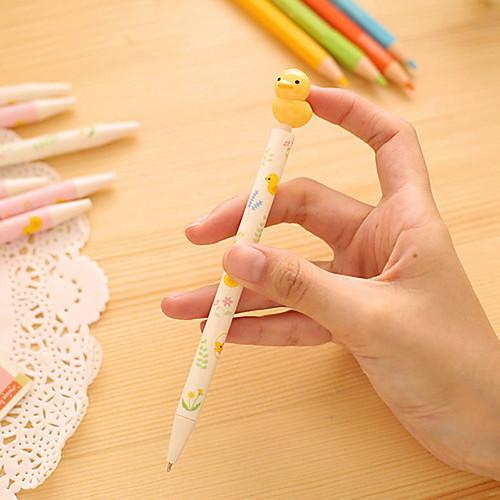 Ручка Ручка Шариковые ручки Ручка, пластик Синий Цвета чернил For Школьные принадлежности Офисные принадлежности В упаковке