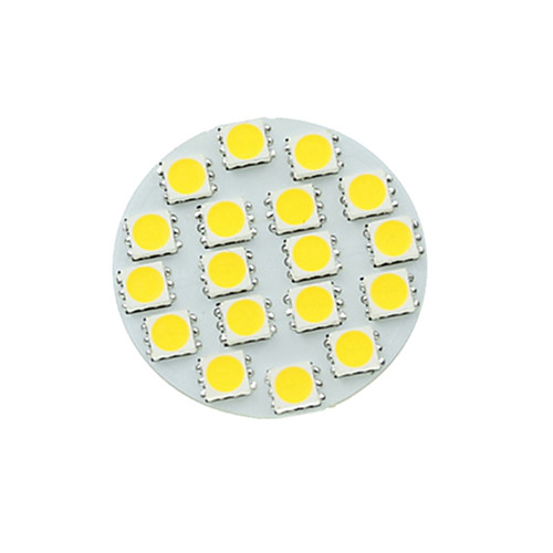SENCART 5 Вт. 450-480 lm G4 Точечное LED освещение MR11 18 светодиоды SMD 5730 Диммируемая Тёплый белый Холодный белый Естественный белый