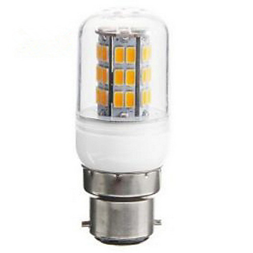 SENCART 5 Вт. 450-500 lm E14 G9 E26 B22 LED лампы типа Корн T 42 светодиоды SMD 5730 Тёплый белый Холодный белый AC 100-240 В AC 12V