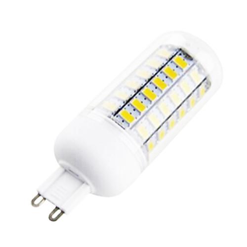 4W E14 / G9 / GU10 / B22 / E26/E27 LED лампы типа Корн T 69 SMD 5730 1500 lm Тёплый белый / Холодный белый AC 220-240 V