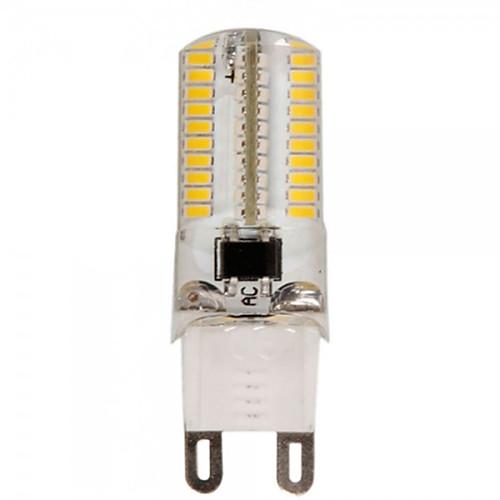 ywxlight e14 / G9 / g4 / e17 / e12 / BA15d / e11 5,5 Вт 80smd 3014 550-600lm теплый / белый ac110-130 / 220-240В