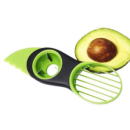 1шт Кухонная утварь Инструменты пластик Творческая кухня Гаджет Cutter & Slicer Для фруктов