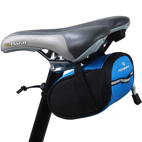 все цены на ROSWHEEL Сумка на бока багажника велосипеда Водонепроницаемость, Пригодно для носки, Многофункциональный Велосумка/бардачок Ткань / Полиэстер Велосумка/бардачок Велосумка онлайн