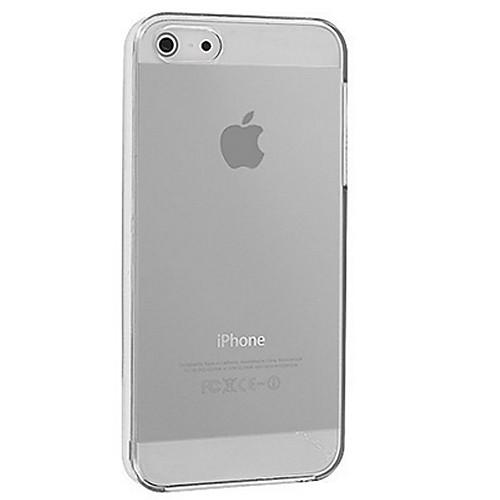 Сплошной цвет чехол для iPhone5/5S