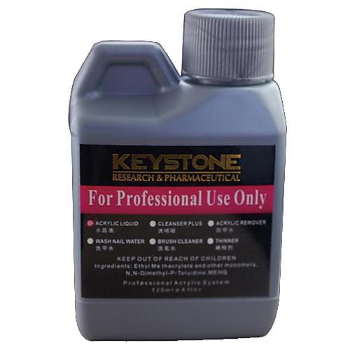 цена на профессиональный акриловый жидкость для нейл-арта 120 мл