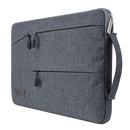 Рукава для Чехол Чехлы с тесьмой на руку Сплошной цвет текстильный MacBook Pro, 15 дюймов MacBook Air, 13 дюймов MacBook Pro, 13 дюймов чехлы для планшетов 10 дюймов украина