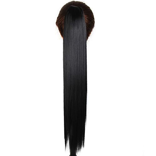 Конские хвостики Волосы Наращивание волос Повседневные