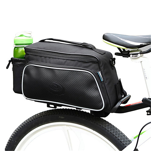 ROSWHEEL 10 L Сумки на багажник велосипеда Водонепроницаемость Велосумка/бардачок Ткань / Полиэстер / ПВХ Велосумка/бардачок Велосумка