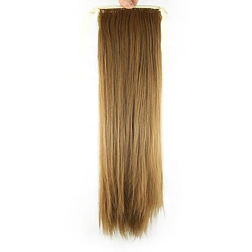 Конские хвостики Искусственные волосы Волосы Наращивание волос Прямой