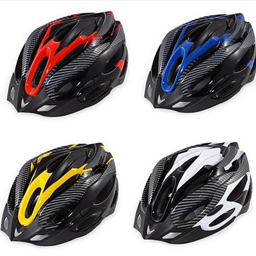 Взрослые Мотоциклетный шлем 19 Вентиляционные клапаны Ударопрочный, Легкий вес, С возможностью регулировки прибыль на акцию Виды спорта / Вентиляция