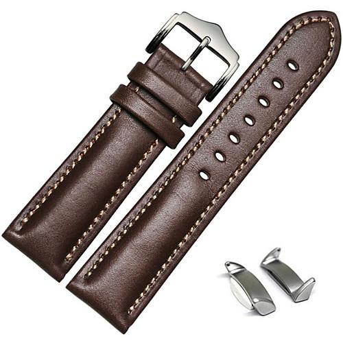 Ремешок для часов для Gear S2 Samsung Galaxy Спортивный ремешок / Классическая застежка / Кожаный ремешок Кожа Повязка на запястье стоимость