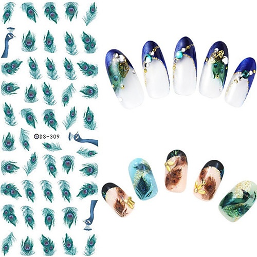 Nail Art наклейки ногтей Стразы для ногтей
