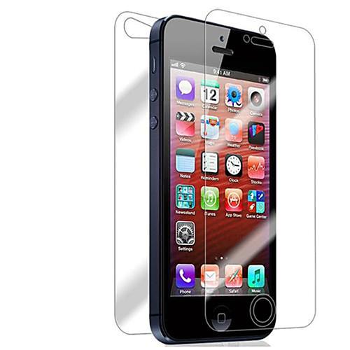 цены Защитная плёнка для экрана Apple для iPhone 6s Plus iPhone 6 Plus iPhone SE / 5s / 5 iPhone SE/5s PET 1 ед. Защитная пленка для экрана и
