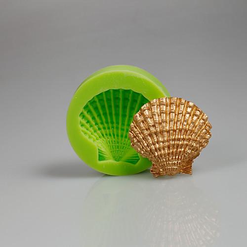 Инструменты для выпечки Силикон Экологичные / 3D / Своими руками Торты / Пироги / Шоколад выпечке Mold cntomlv 1pcs кухонная техника для выпечки diy white plastic dumpling mold maker тестовое прессование пельменей 19 отверстий пельме