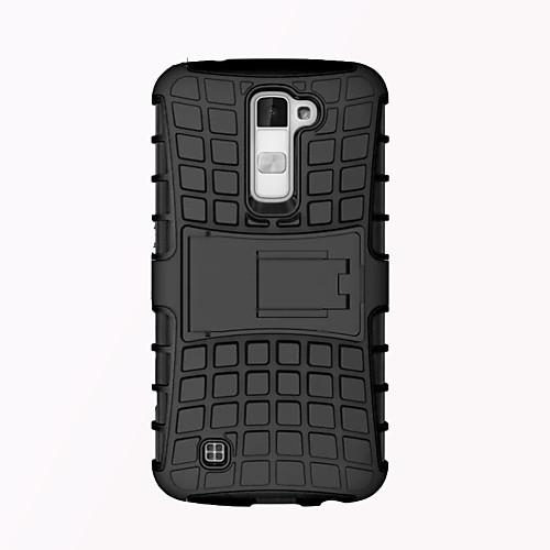 Кейс для Назначение LG Nexus 5 LG G2 LG G3 LG L70 Другое LG LG K10 LG K7 LG G5 LG G4 Кейс для LG Защита от удара со стендом Кейс на пылесос с контейнером для пыли lg vc53001kntc