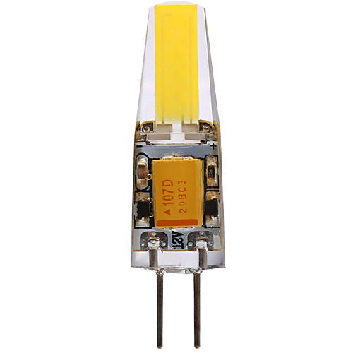 YWXLIGHT 2.5W 250 lm G4 Двухштырьковые LED лампы MR11 4 светодиоды COB Водонепроницаемый Декоративная Тёплый белый Холодный белый