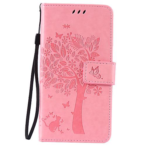 Кейс для Назначение LG G3 Mini LG K8 LG LG K4 LG Nexus 5X LG K10 LG K7 LG G5 LG G4 Кейс для LG Бумажник для карт Кошелек со стендом Флип кейс для назначение lg k8 lg lg k5 lg k4 lg k10 lg k7 lg g5 lg g4 бумажник для карт кошелек со стендом флип чехол сплошной цвет твердый