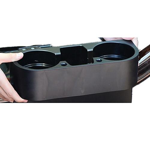 установленного на транспортном средстве многофункциональный ящик для хранения, автомобильный держатель чашки, держатель чашки слот, ящик деревянный ящик ящик покрытия держатель ткани ретро ткань дело для салфеток