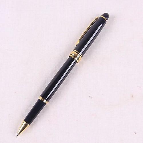 Ручка Ручка Шариковые ручки Ручка, Металл Синий Цвета чернил For Школьные принадлежности Офисные принадлежности В упаковке